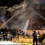 3. Brand i Tonder - ild er gaaet ud