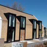 Moderne hus Holland