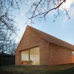 Sommerhus syd for Aarhus, tegnet af Loop Architects, Aarhus. Foto: Jacob Due