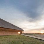 Løftet er kommet i kraft af nutidig, flot arkitektur. Foto: Adam Mørk