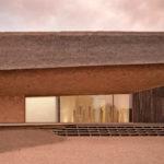 Vadehavscenteret er tegnet af arkitekten Dorte Mandrup. Foto: Adam Mørk